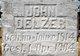 John Delzer