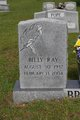 Profile photo:  Billy Ray Brewer