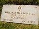 William Maxwell, Jr
