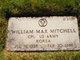 William Max Mitchell