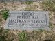 Phyllis Rae <I>Dame</I> Eastman - Varano