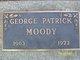 George Patrick Moody