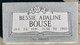 Profile photo:  Bessie Adeline <I>Harris</I> Bouse