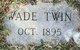 """Profile photo:  """"Twin"""" Wade"""