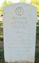 Pvt Erwin Arthur Thobe