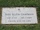 Faye Ellyn <I>Latta</I> Chapman