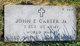 """John E """"Jack"""" Carter, Jr"""