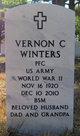 Vernon Cleo Winters