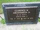 "Profile photo:  Clarence Wayne ""Junior"" Abrahamson"