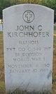 John C Kirchhofer