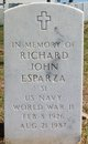 Richard John Esparza