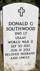 Donald George Southwood