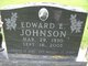 Edward E Johnson