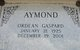 Ordean Marie <I>Gaspard</I> Aymond