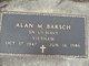 Profile photo:  Alan M. Barsch