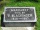 Profile photo:  Margaret <I>Hausler</I> Blackinger