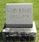 Mary <I>Shipman</I> Hart