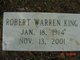 Robert Warren King