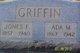 Ada Gertrude <I>Mahoney</I> Griffin