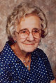 Profile photo:  Minnie Mildred <I>Rhodes</I> Hall