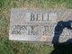 Elizabeth <I> Curl</I> Bell