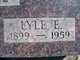 Lyle Emmett Corey