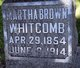 Martha Ann <I>Brown</I> Whitcomb