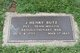 J. Henry Butz