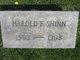 Harold E Shinn