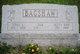 """Elizabeth """"Betty Ann"""" <I>Wilson</I> Bagshaw"""