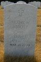 Frank Herbert Abbott