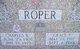 Grace Fern <I>Lauer</I> Roper