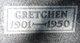Gretchen <I>Yerks</I> Kruggel