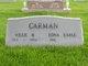 Profile photo:  Edna Earle <I>Gould</I> Carman