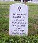 Benjamin Evans, Jr