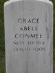 Profile photo:  Grace <I>Abel</I> Conmee