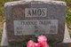 Profile photo:  Frankie Oleda Amos