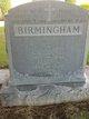Profile photo:  Catherine I <I>Nash</I> Birmingham