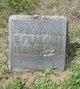 Profile photo:  Benjamin Franklin Carpenter