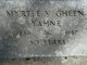 Myrtle Viola <I>Yahne (Gheen)</I> Yahne