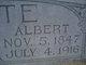 Albert Victor White