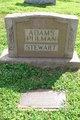 Profile photo:  Amy <I>Pulman</I> Adams