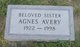 Profile photo:  Agnes <I>Mead</I> Avery
