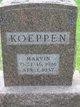 Marvin Winfred Koeppen