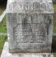 Nettie <I>Mishoe</I> Garrell