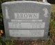 Profile photo:  John W Brown