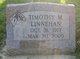 Timothy M. Linnehan