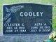 Profile photo:  Lester C Cooley