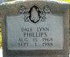 Profile photo:  Dale Lynn Phillips