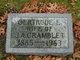 Gertrude E. <I>Huston</I> Cramblet